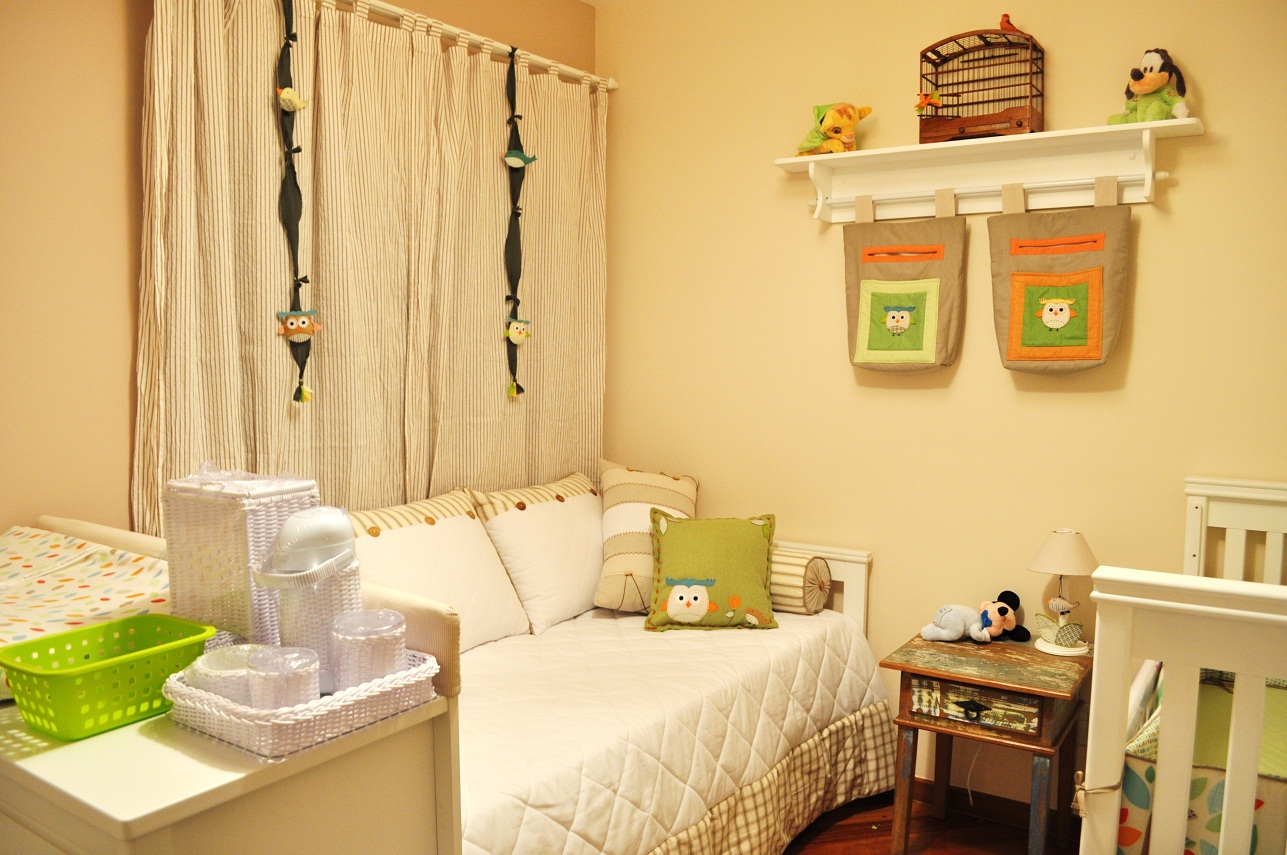 decoracao alternativa quarto de bebe – Doitricom