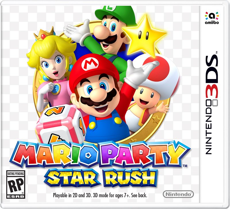 [GAMES] Mario Party Star Rush (3DS/EUR/MULTI8)