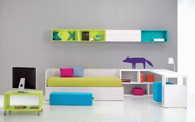 gambar kamar tidur anak