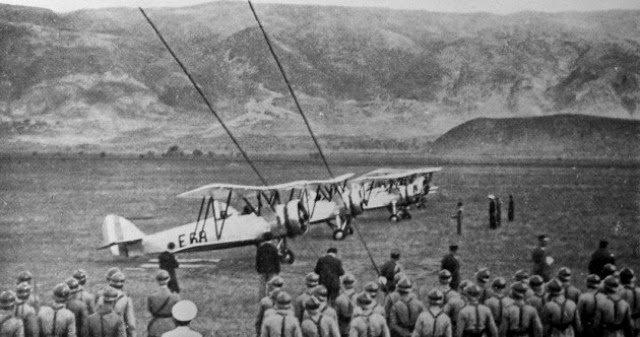 Όταν κάποτε η Ελλάδα έφτιαχνε αεροπλάνα (επί Ι.Μεταξά για την ακρίβεια)! (Βίντεο)