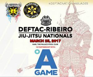 Deftac BJJ Event