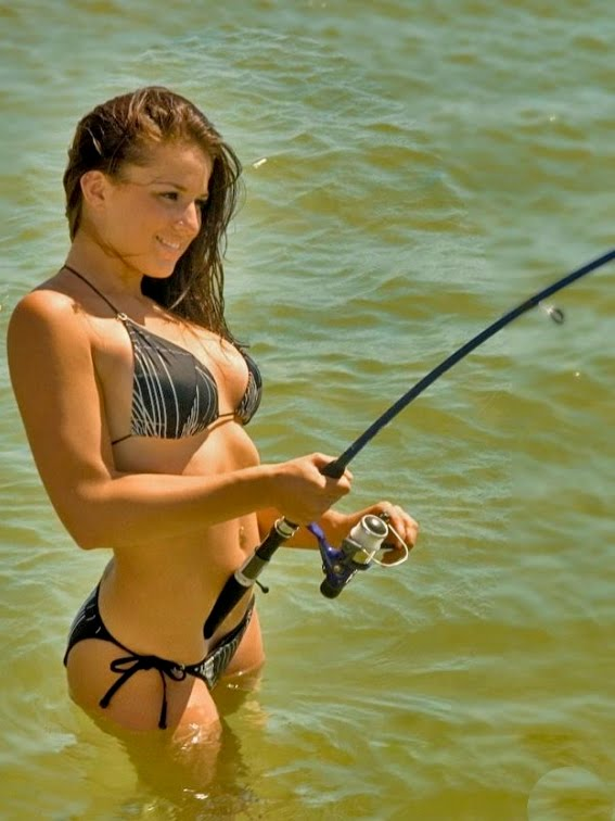 Looping loui 39 s road from the micro 39 s to 400nl w pics for Sexy women fishing
