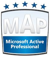 Microsoft Active Professional.