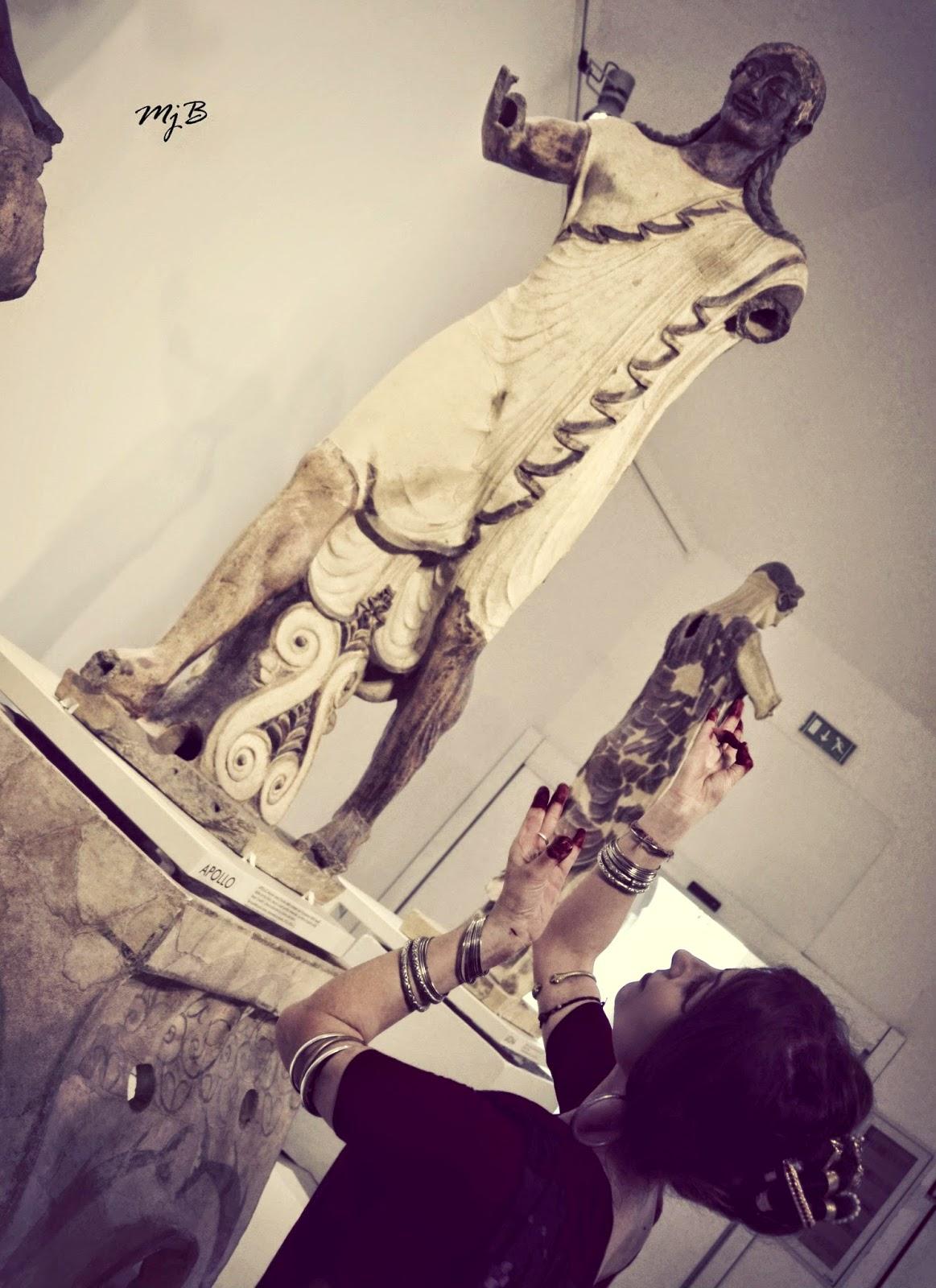 Danza Museo Etrusco