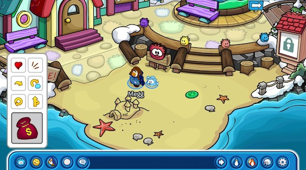 Club Penguin Puffle Tricks