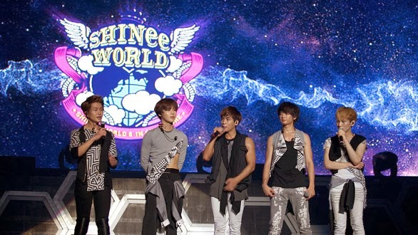 Download SHINee Rilis Video Teaser Dari SHINee World III!