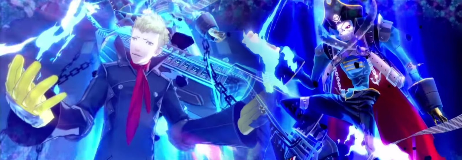 Persona 5 PV 03 Trailer Ryuji Sakamoto and Persona