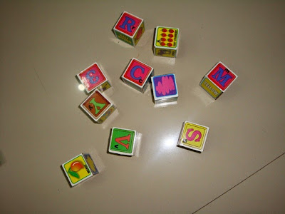 Jigsaw cubes