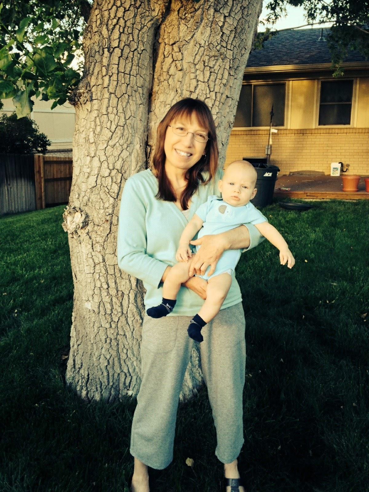 Grandma & Everett