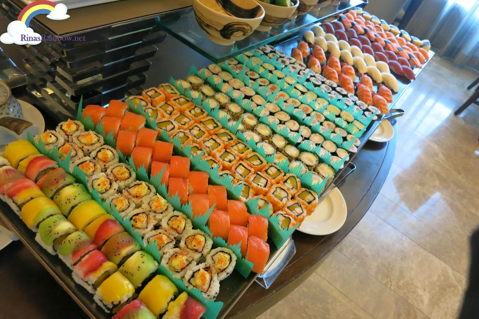 sushi table