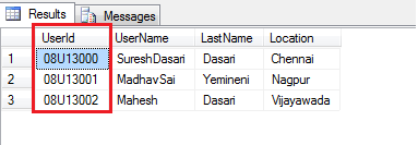 How to write not equal to null in sql query