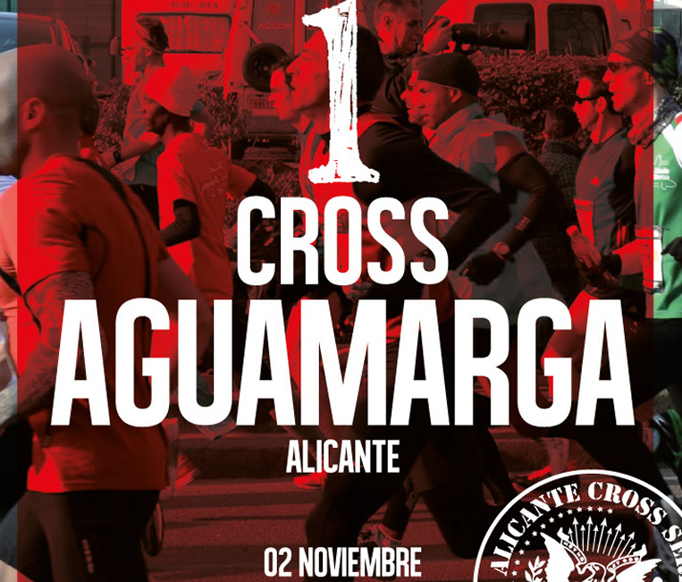 I cross Aguamarga