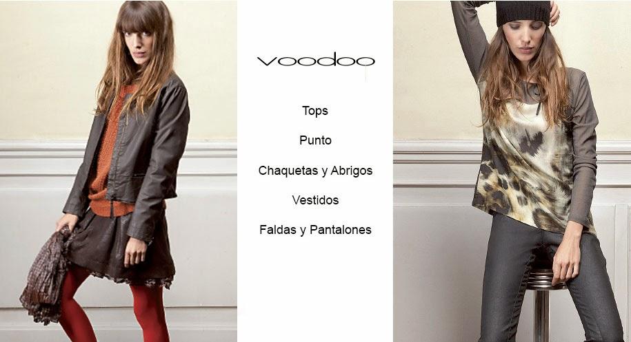 Disfruta de esta oferta en moda mujer de la firma Voodoo