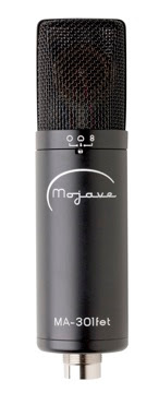 FET recording microphone
