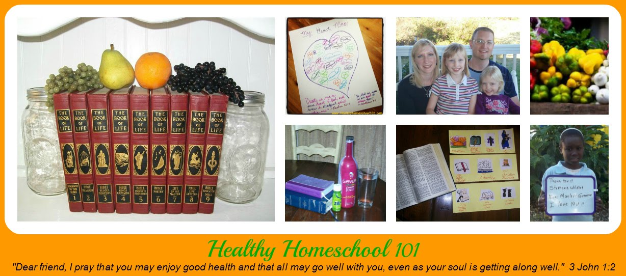 Healthy Homeschool 101