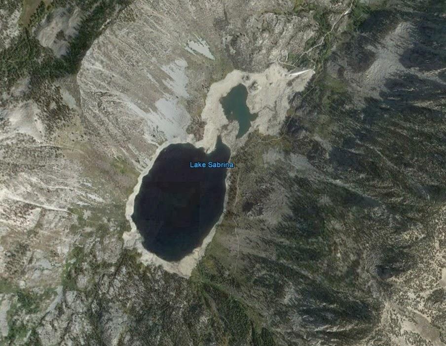 Sierra Nevada - Lake Sabrina
