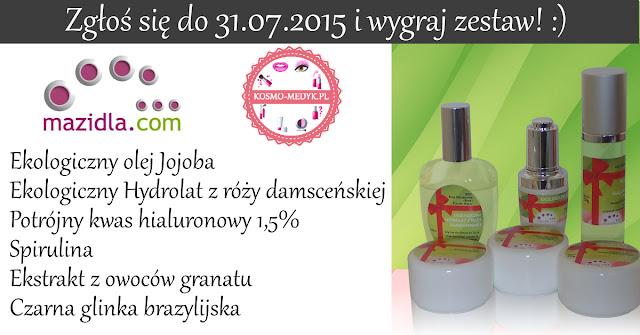 Wygraj zestaw naturalnych produktów!