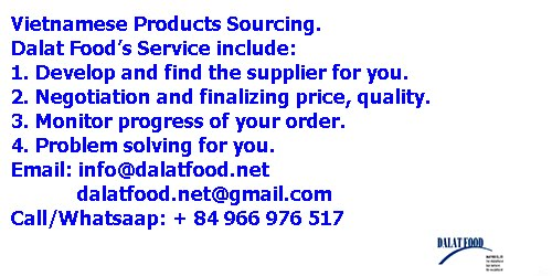 DALAT FOOD CO, LTD