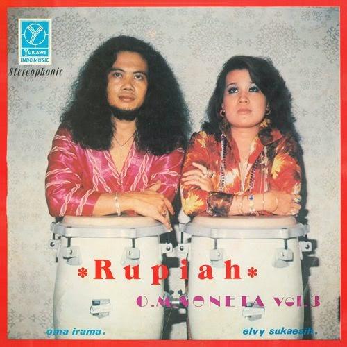 Album Soneta Volume 3 - Rupiah (1975)