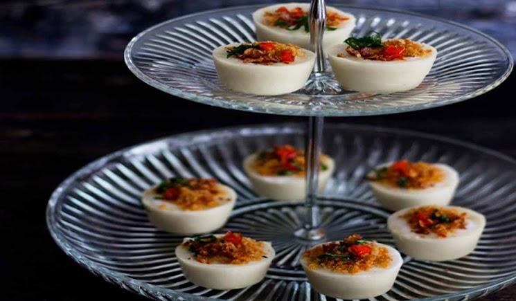 Resep Membuat Kue Talam Rebon