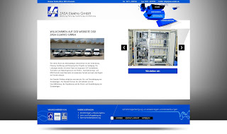 Zasa Elektro GmbH Website von Bitskin