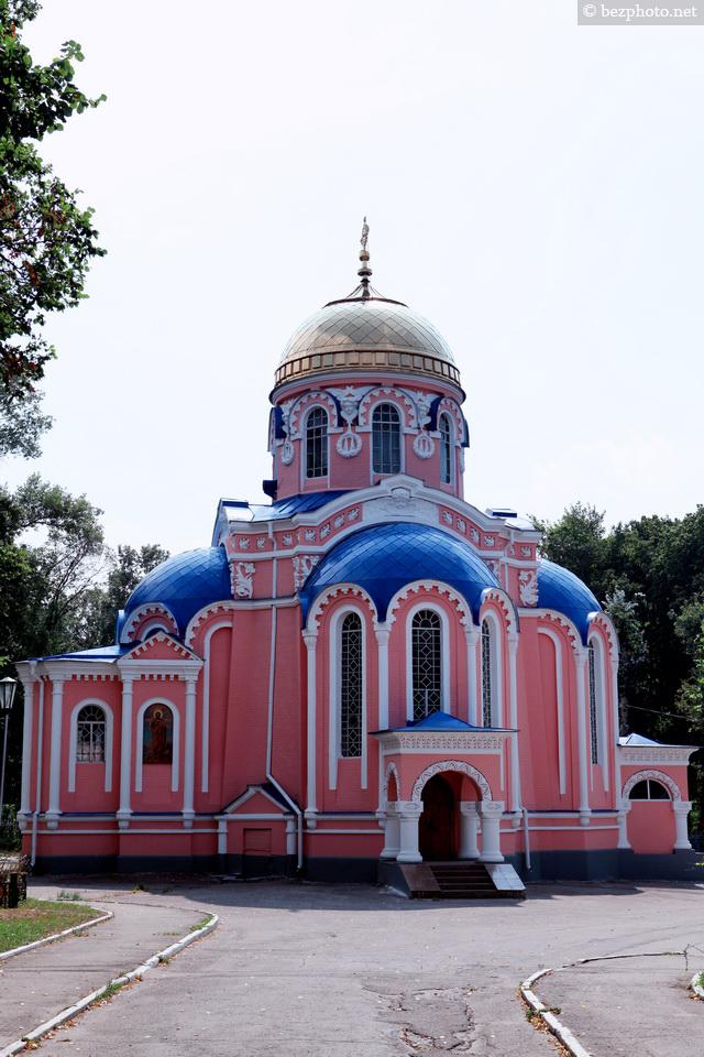 православные храмы россии фото