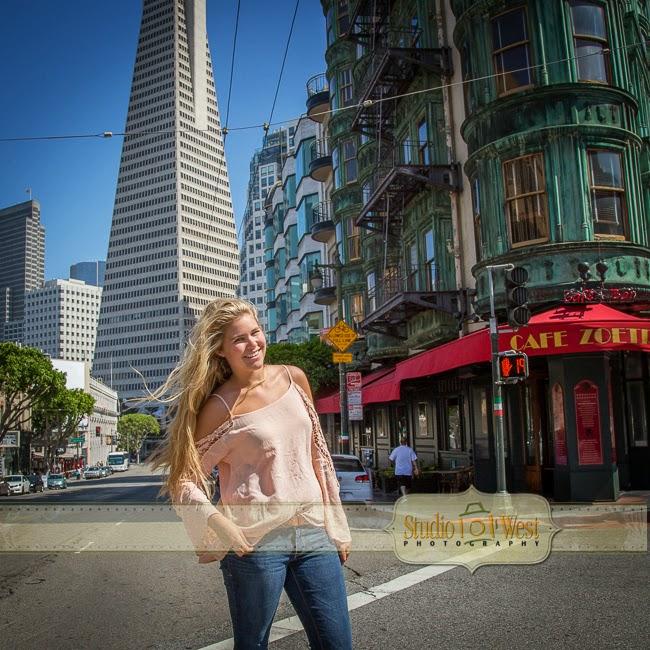 Atascadero Senior Photographer - Senior Pictures - San Franscisco Senior Portraits - Studio 101 West Photography