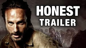 The Walking Dead: è arrivato l'honest trailer!