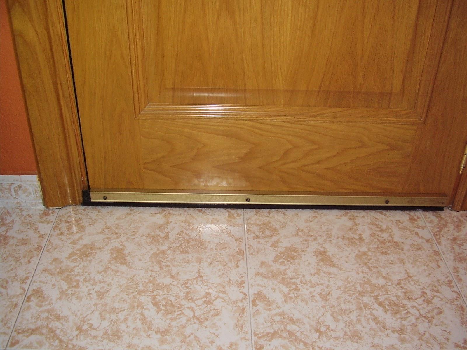 Pedro all works protege tu casa del aire y la suciedad - Burlete para puertas ...