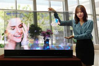 شركة سامسونغ تقدم أحدث ابتكاراتها