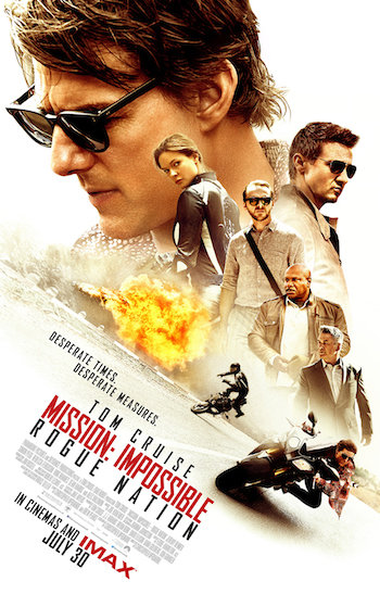 Mission Impossible Rogue Nation (2015) Full Movie