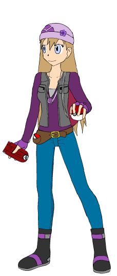 Original Characters: Pokémon OC [Bethany Jordan] Dirty Blonde Hairstyles 2013