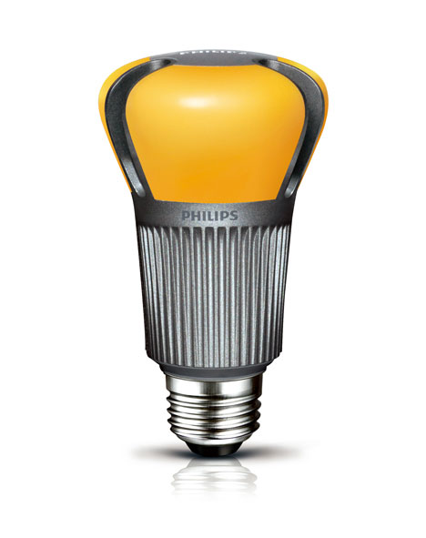Philips L-Prize Winning 60 Watt incandescent LED replacement bulb
