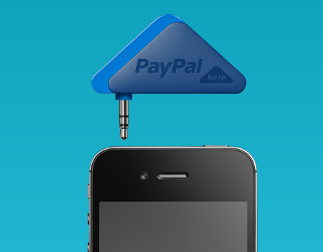 PayPal Here - Credit Card Reader App For iPhone