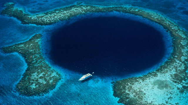 Great Blue Hole - Belize City