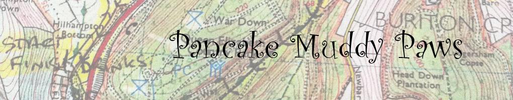 Pancake Muddy Paws