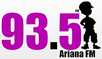 Ariana FM Live Streaming|VoCasts - Listen  Live Radio Watch Free Tv Streaming