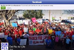 Del Rio for Life (DR4L) on Facebook