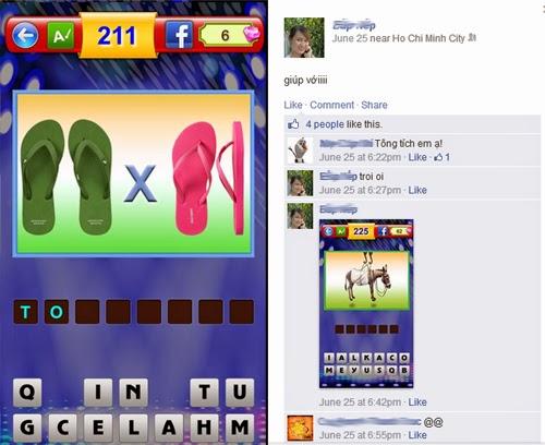 Trò chơi Bắt chữ gây sốt với 3 triệu lượt tải tại Việt Nam