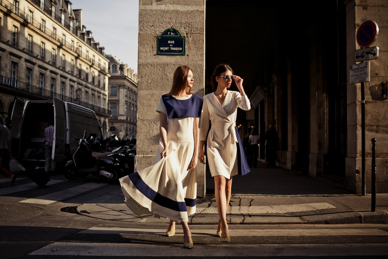 Famous fashion street in paris 47