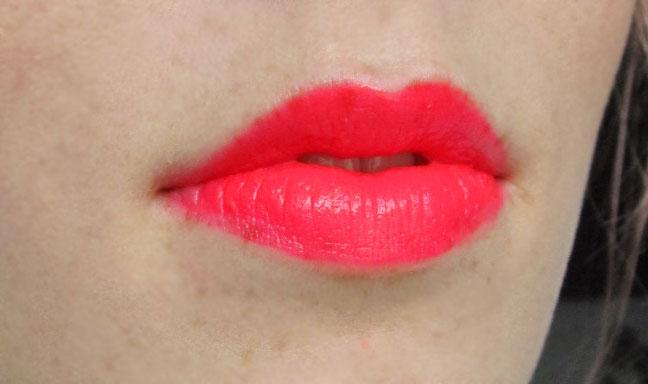 Passing Fancy: MUST HAVE: Stargazer Lipstick 106 - True NEON Pink Red