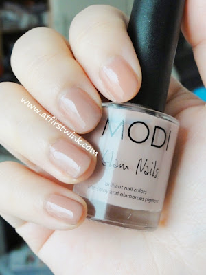 Modi Glam Nails number 43 - Cloud