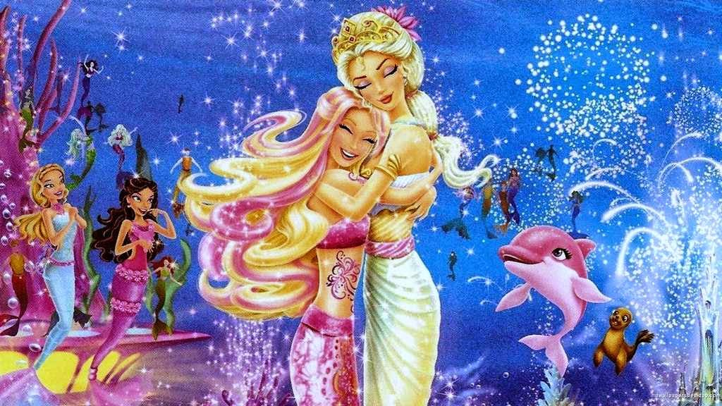 Barbie In A Mermaid Tale Wallpapers
