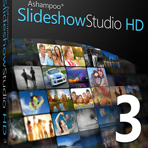 Ashampoo Slideshow Studio HD 3 - Create Slideshows with Sound Effects