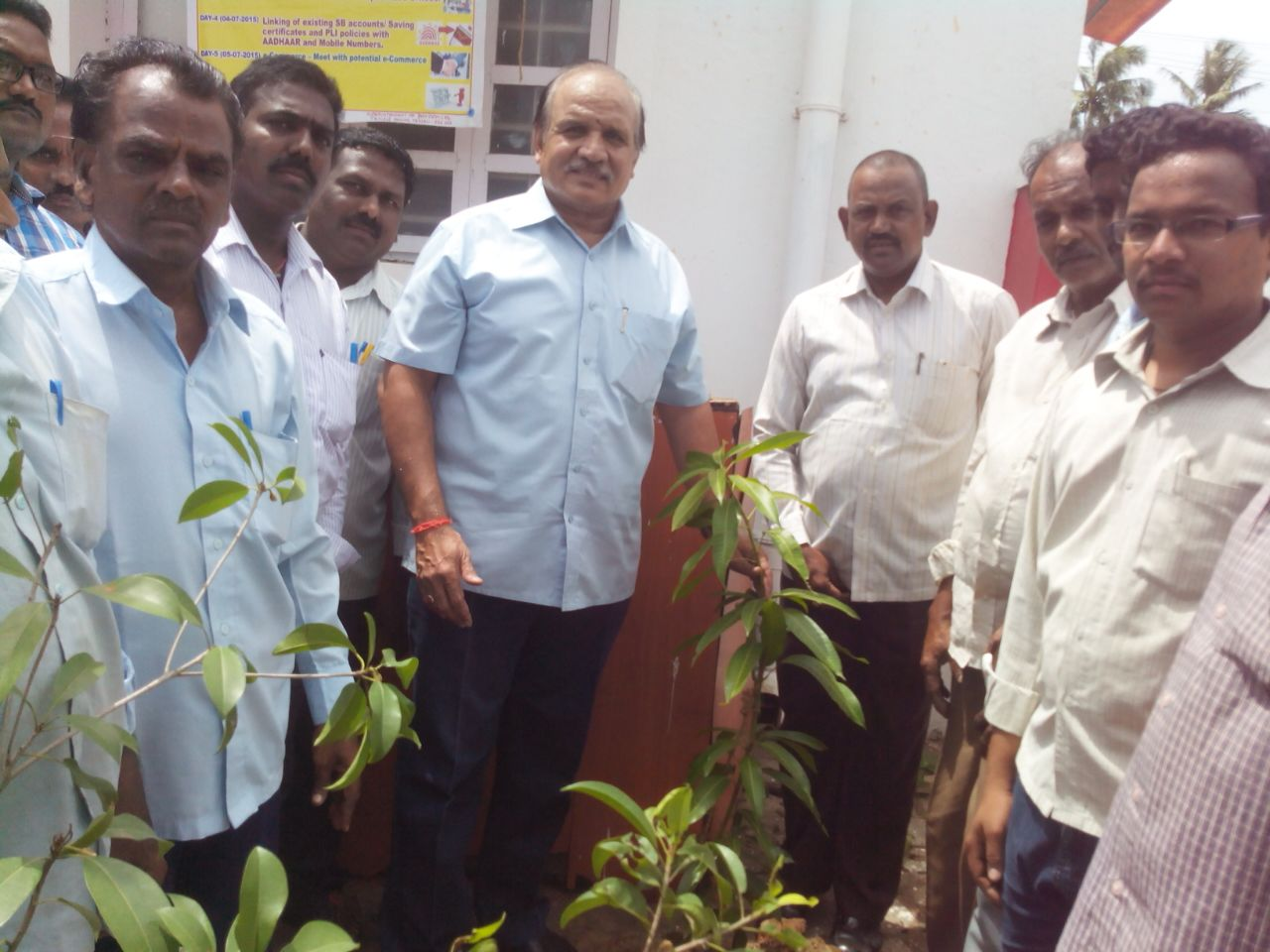 CPMG visit of Repalle MDG dated 29-07-2015