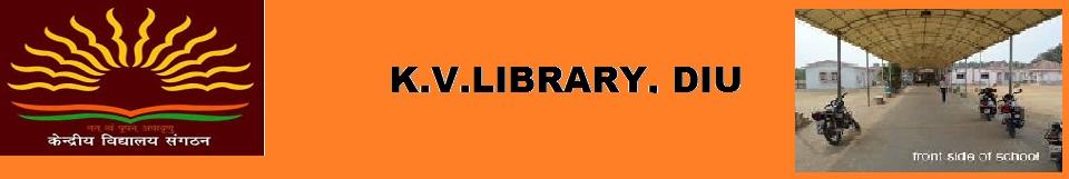 KV DIU LIBRARY