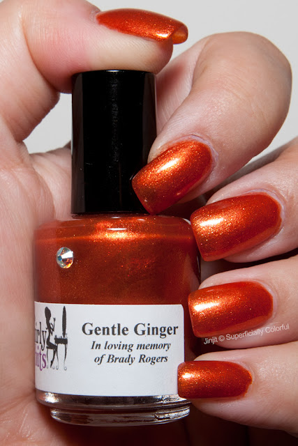 Girly Bits - Gentle Ginger