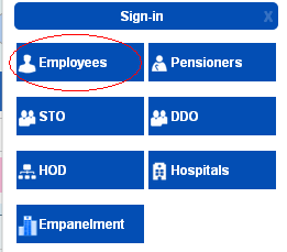 Download TS Employees Health Cards Step by Step Process