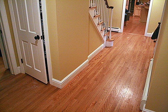 Sandless Floor Refinishing NY