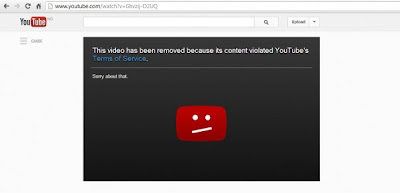 dprince video banned youtube